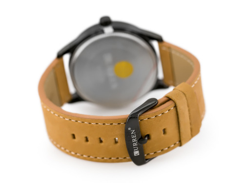 CURREN 8214 (zc014c) - brown/white