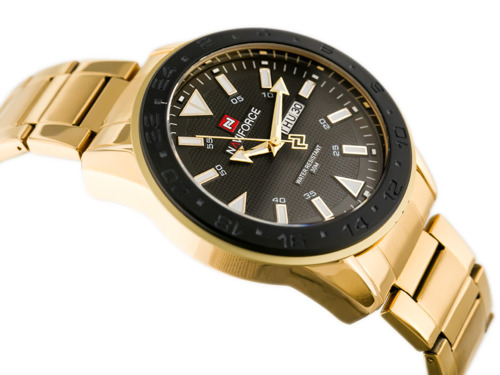 NAVIFORCE - NF9109 (zn064f) - gold/black