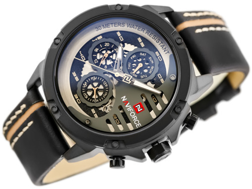 NAVIFORCE - NF9110 (zn047e) - black/graphite