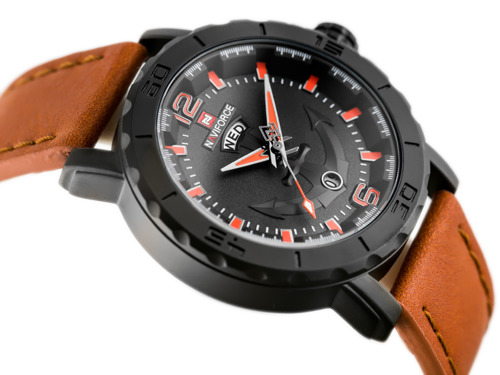 NAVIFORCE - NF9122 (zn056d) - orange/camel