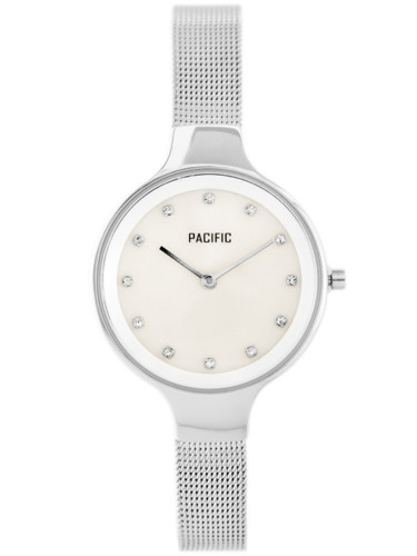 PACIFIC 6009 (zy596a) - silver/pearl