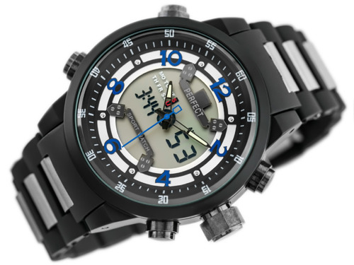 PERFECT A879 - DUAL TIME (zp224d)