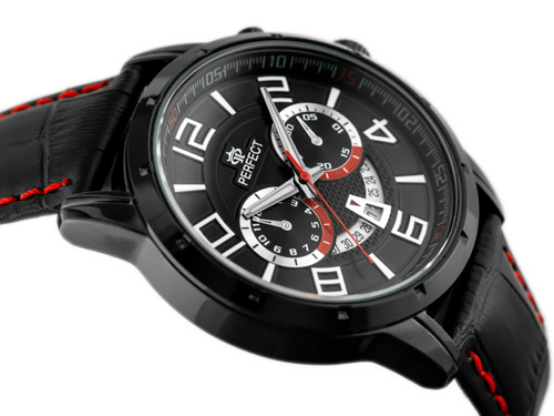 PERFECT VAINAMO (zp128a) - black/red